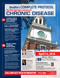 IV-Free Metal and Mineral Balancing and Lyme Disease: One-Day Symposium @ Embassy Suites Philadelphia Airport | Philadelphia | Pennsylvania | United States