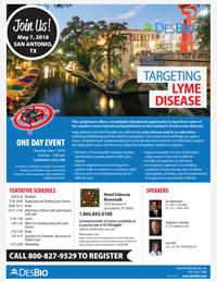 One-Day Lyme Symposium - San Antonio @ Hotel Valencia Riverwalk | San Antonio | Texas | United States