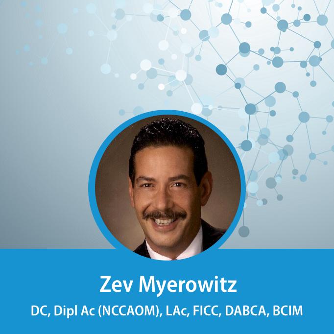 Speaker Zev Myerowitz