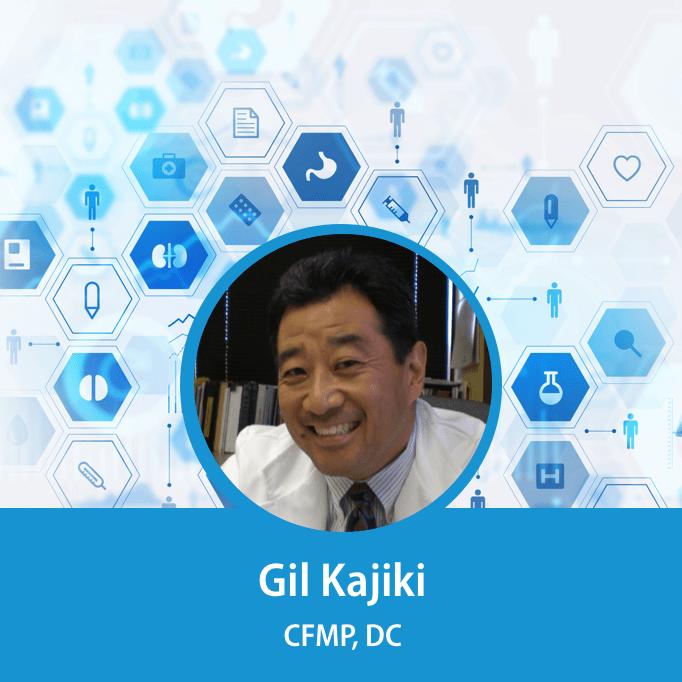 Speaker Gil Kajiki