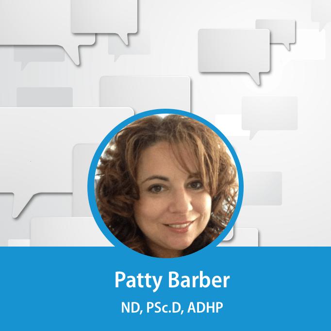 Speaker Patty Barber