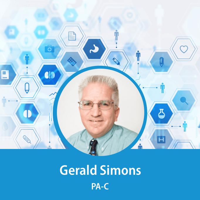 Speaker Gerald Simons