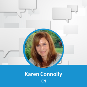 Speaker Karen Connolly