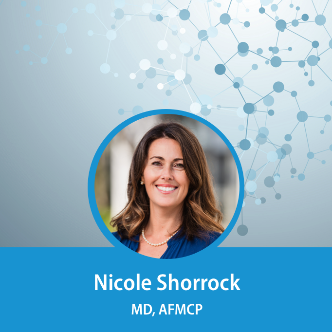 Speaker Nicole Shorrock