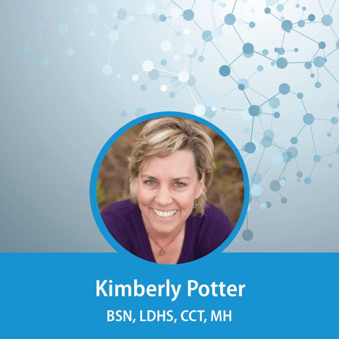 Speaker Kimberly Potter