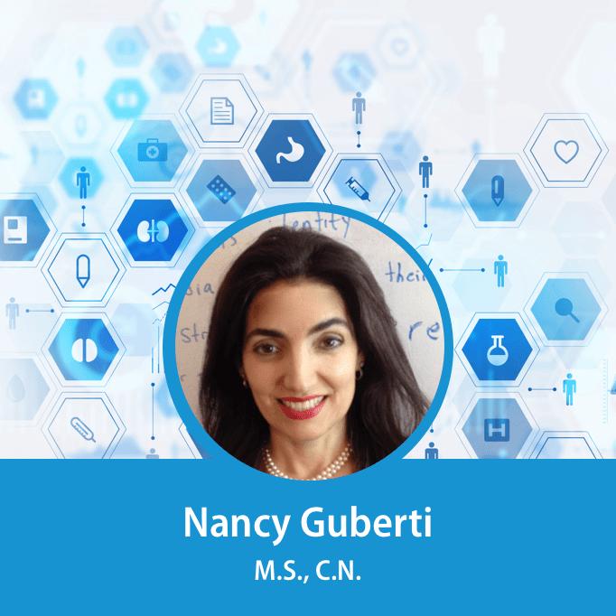 Speaker Nancy Guberti