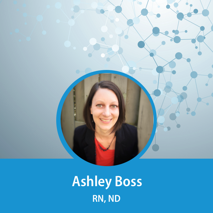 Speaker Ashley Boss