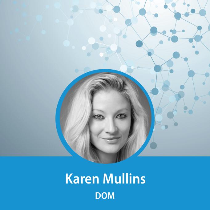 Speaker Karen Mullins