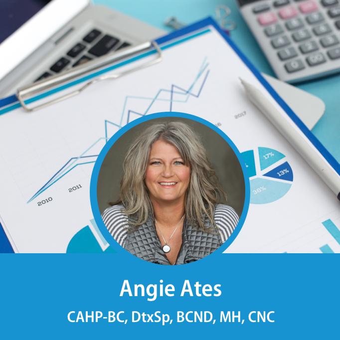 Speaker Angie Ates
