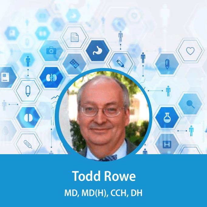 Speaker Todd Rowe